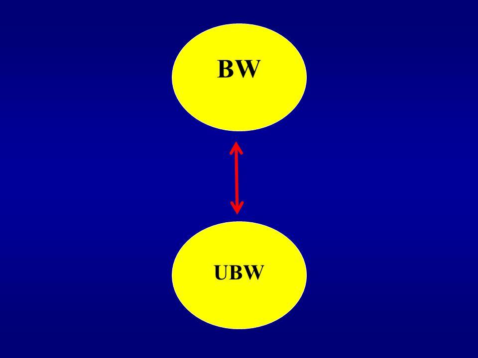 BW UBW