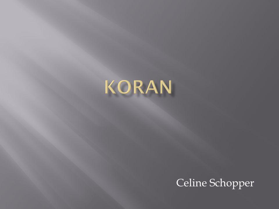 Koran Celine Schopper