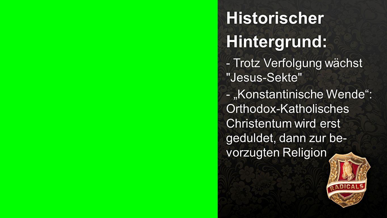 Historischer Hintergrund 1b