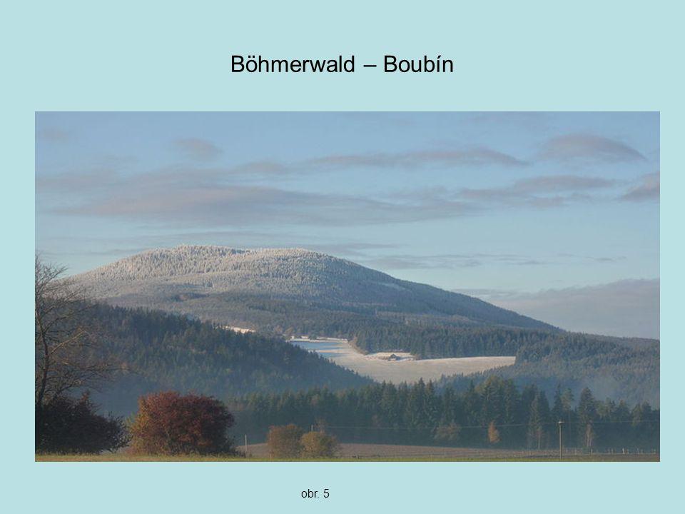 Böhmerwald – Boubín obr. 5
