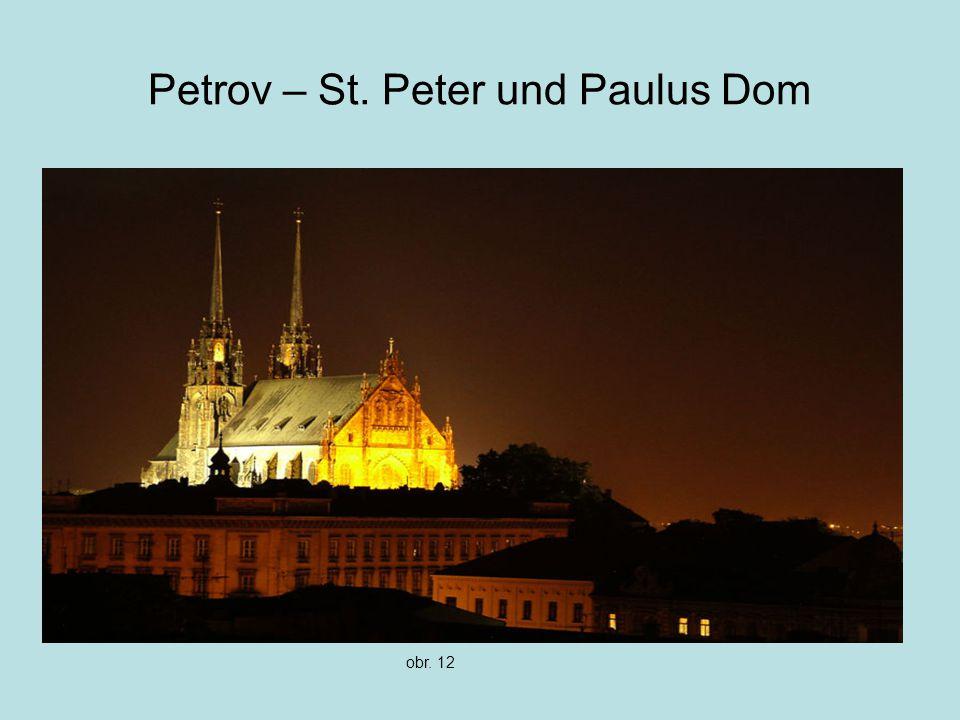 Petrov – St. Peter und Paulus Dom