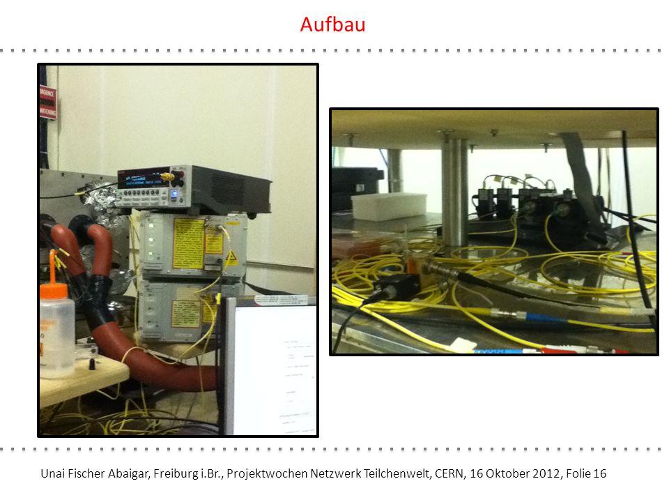 Infrarot Messung Trigger für Laser (Oszilloskop)