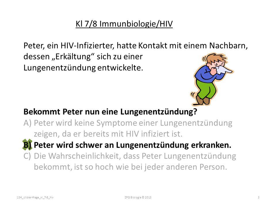 Kl 7/8 Immunbiologie/HIV