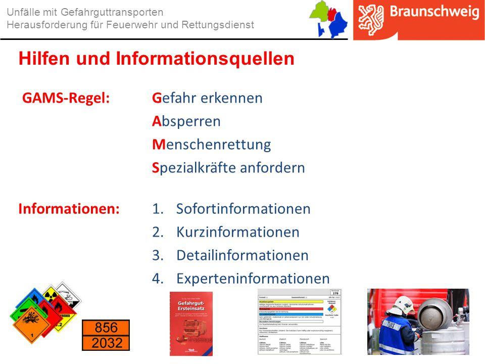Hilfen und Informationsquellen