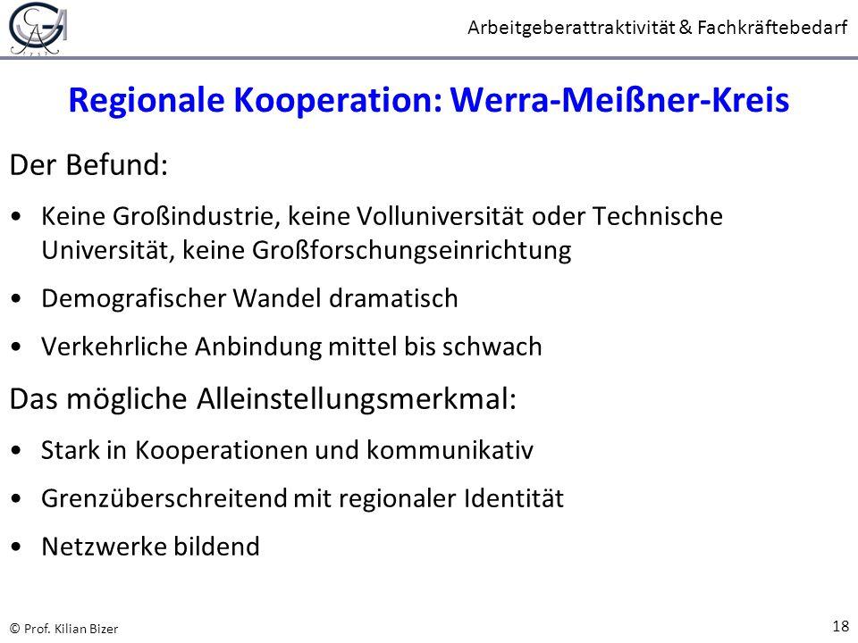 Regionale Kooperation: Werra-Meißner-Kreis