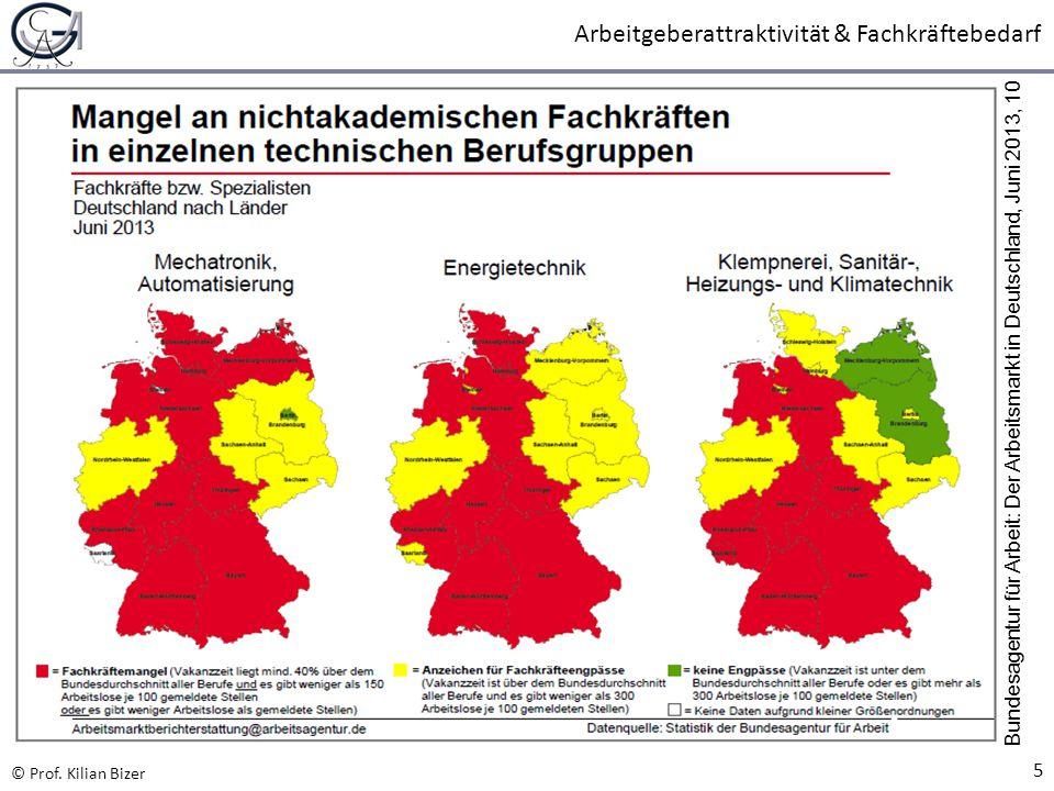 Bundesagentur für Arbeit: Der Arbeitsmarkt in Deutschland, Juni 2013, 10