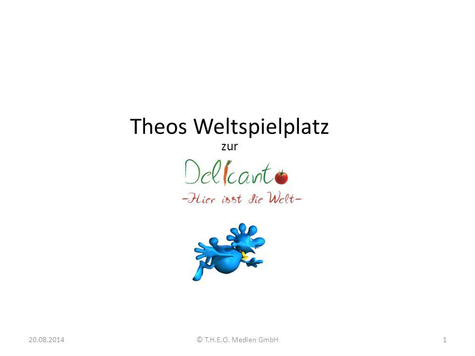 Theos Weltspielplatz zur