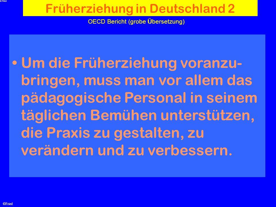 Früherziehung in Deutschland 2
