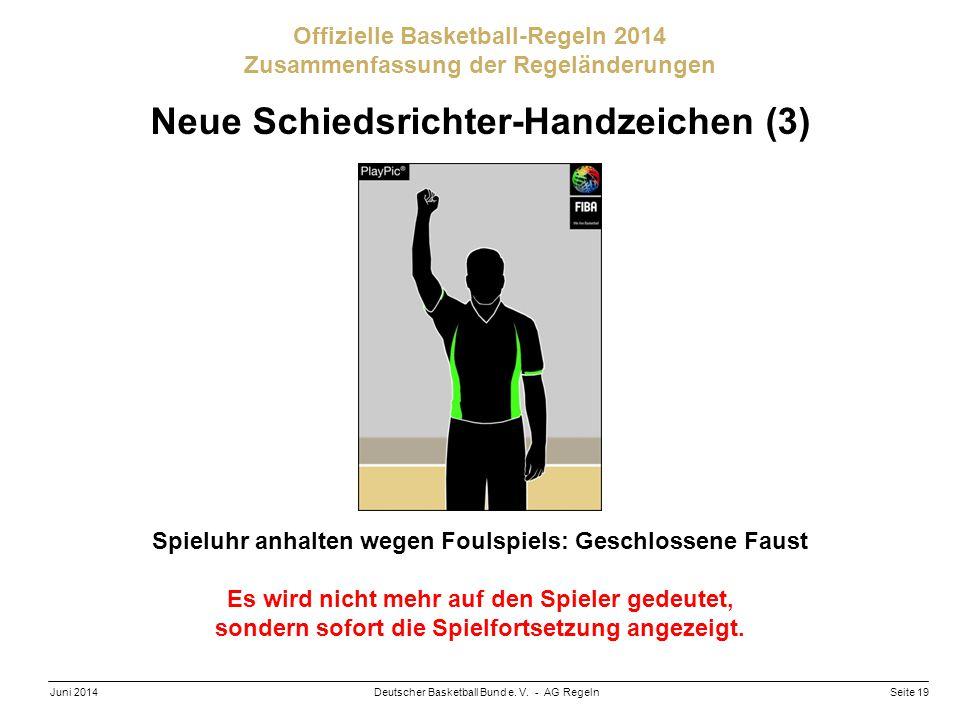 Neue Schiedsrichter-Handzeichen (3)