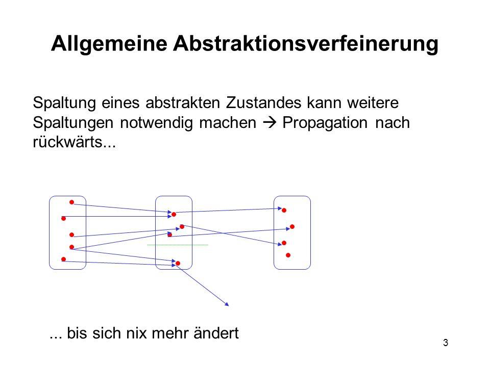 Allgemeine Abstraktionsverfeinerung