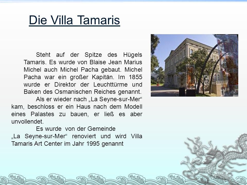 Die Villa Tamaris
