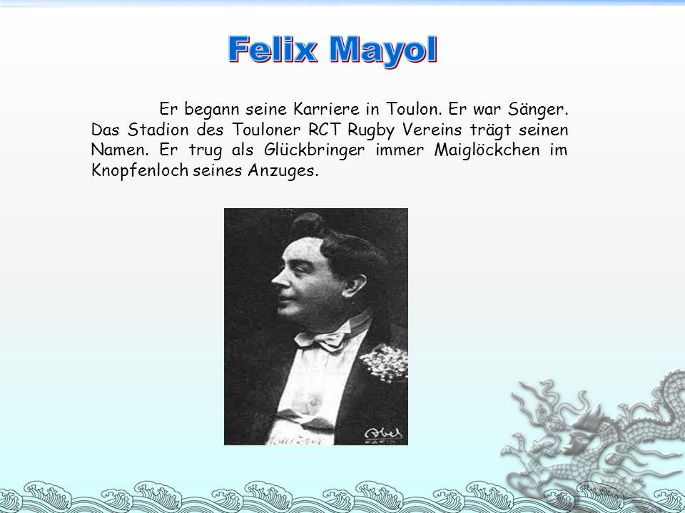 Felix Mayol