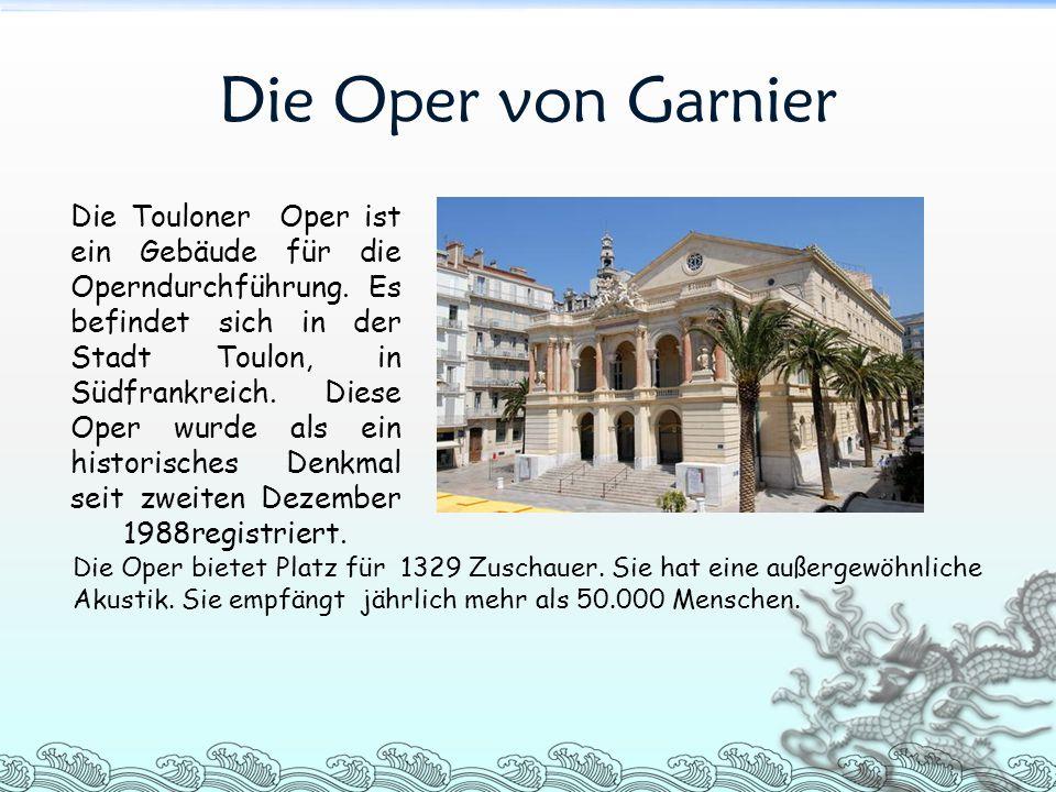 Die Oper von Garnier
