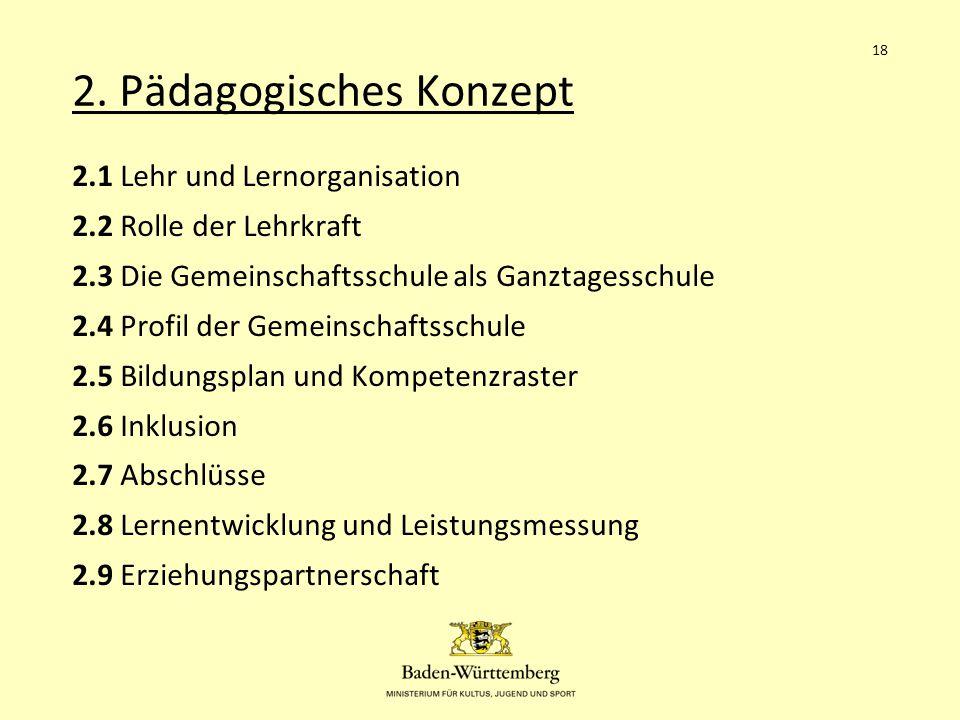 2. Pädagogisches Konzept