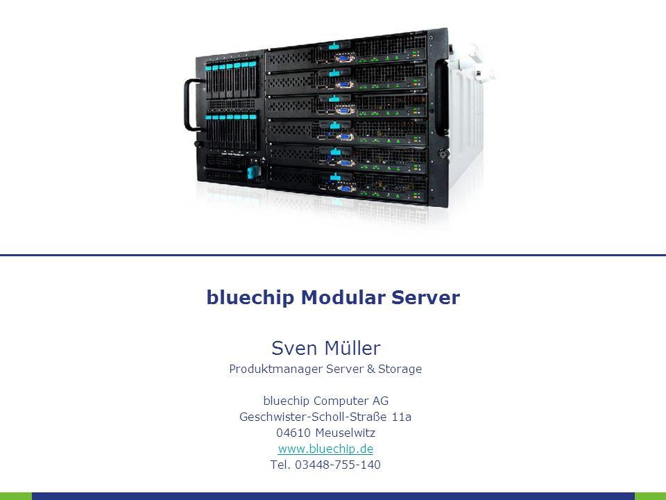 bluechip Modular Server