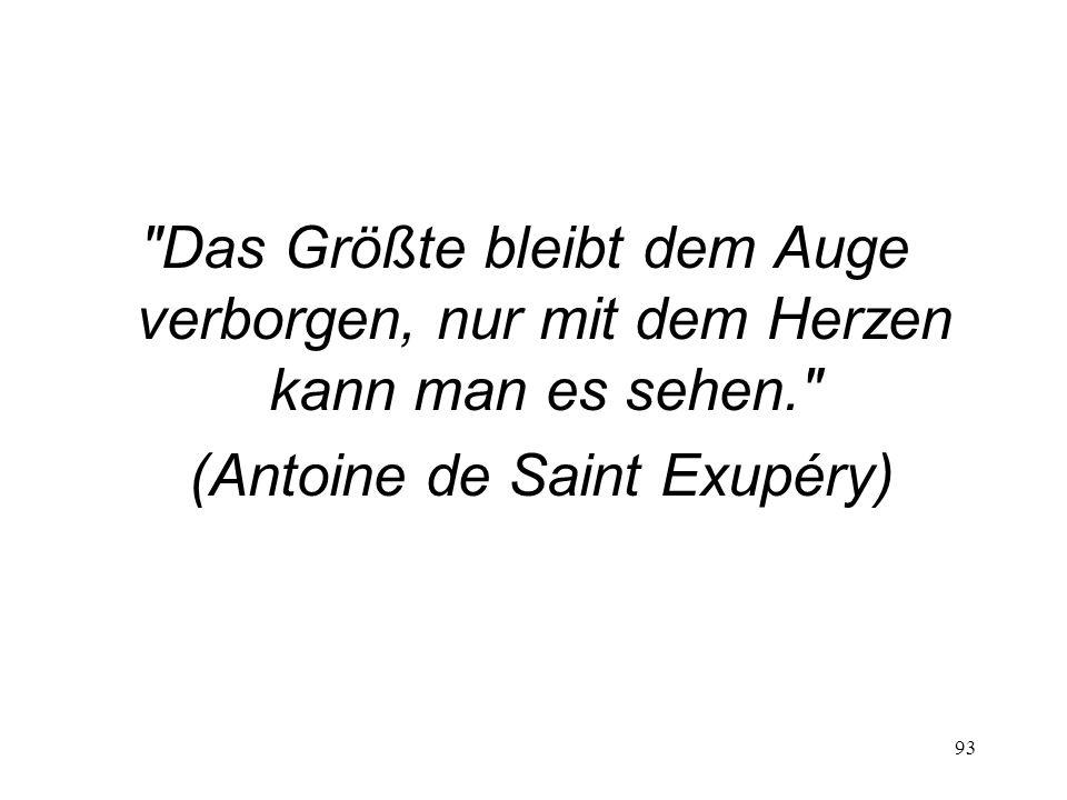(Antoine de Saint Exupéry)