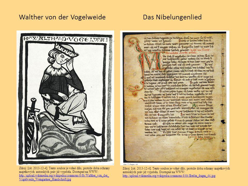 Walther von der Vogelweide Das Nibelungenlied
