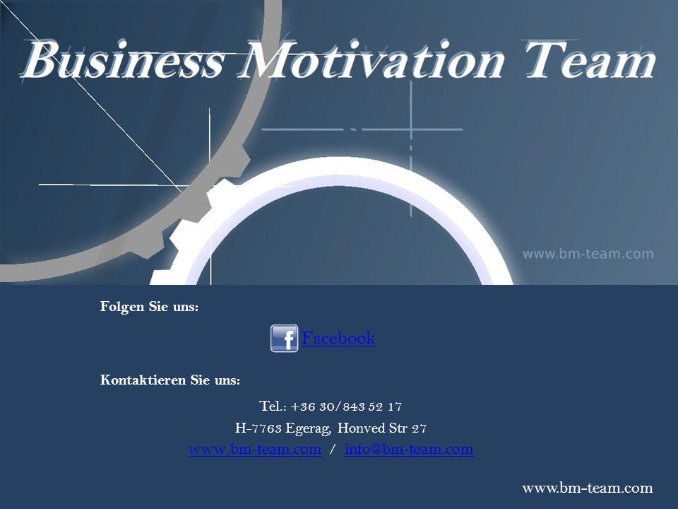 www.bm-team.com / info@bm-team.com