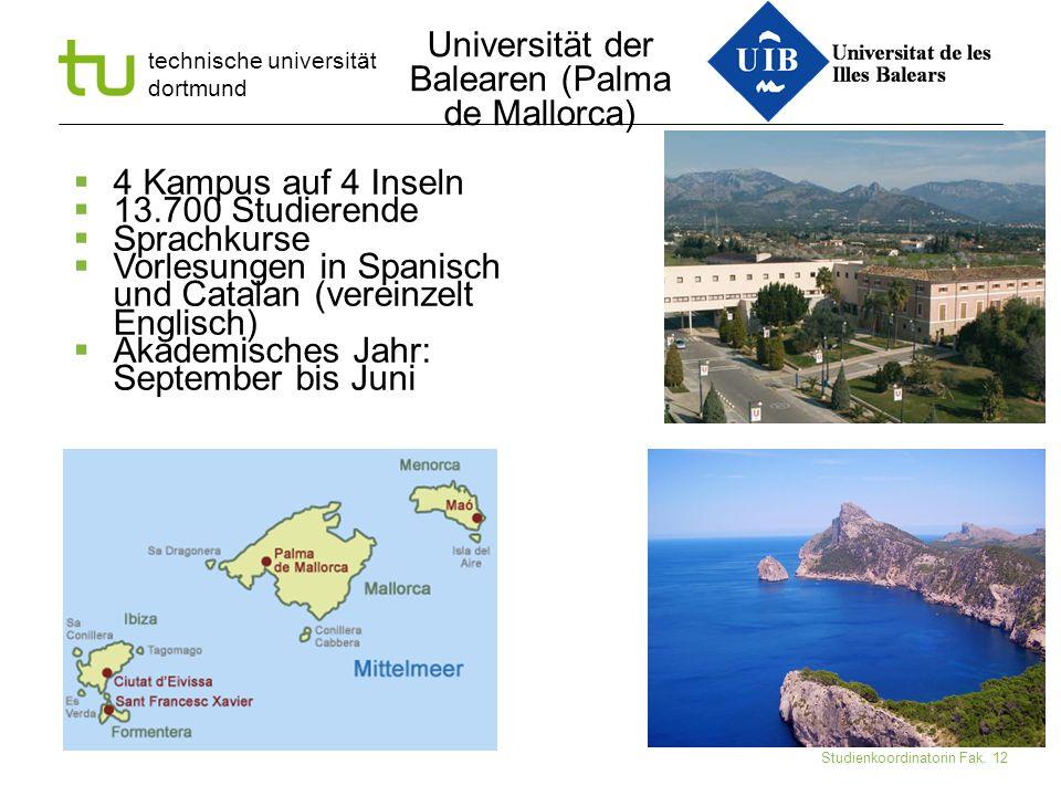 Universität der Balearen (Palma de Mallorca)