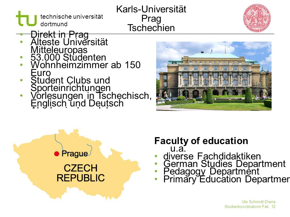 Karls-Universität Prag