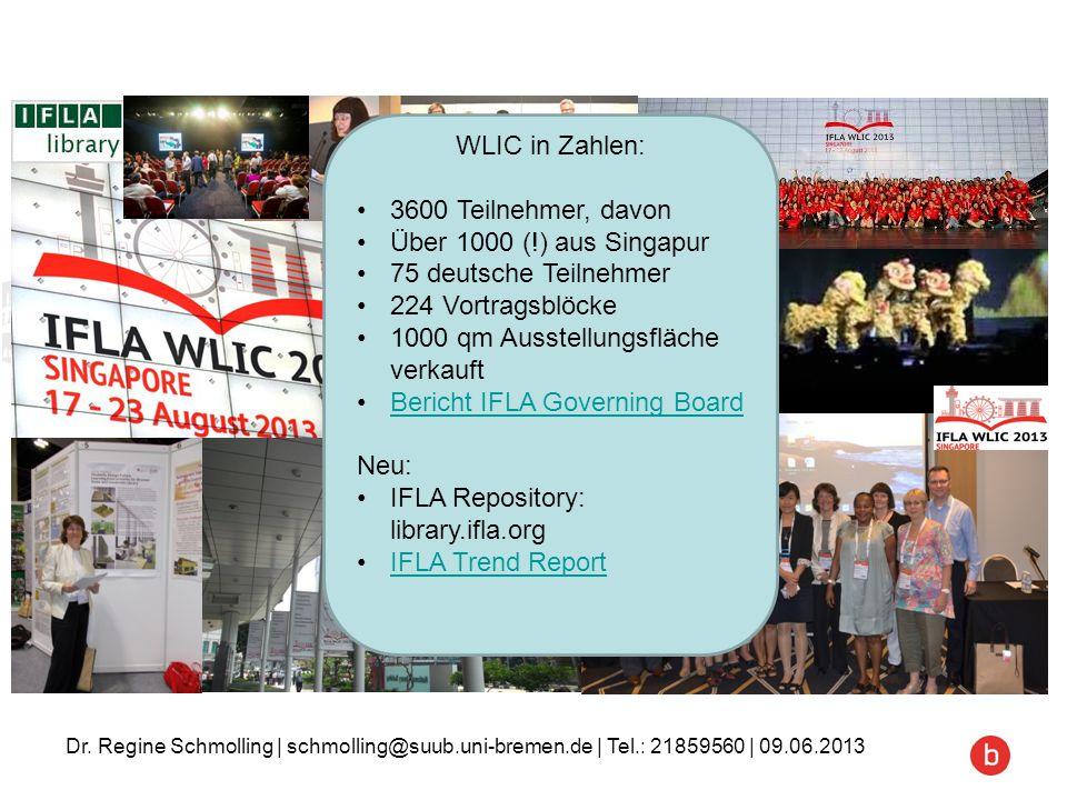 1000 qm Ausstellungsfläche verkauft Bericht IFLA Governing Board Neu:
