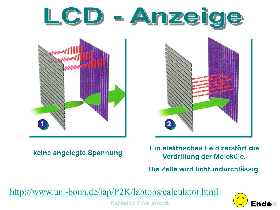 LCD - Anzeige http://www.uni-bonn.de/iap/P2K/laptops/calculator.html
