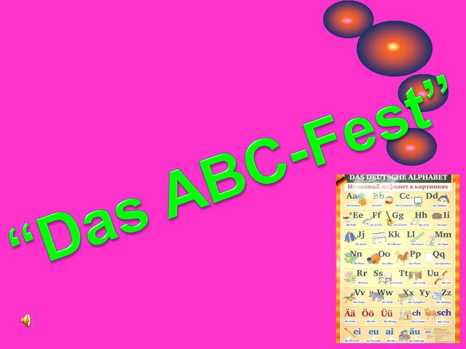 Das ABC-Fest