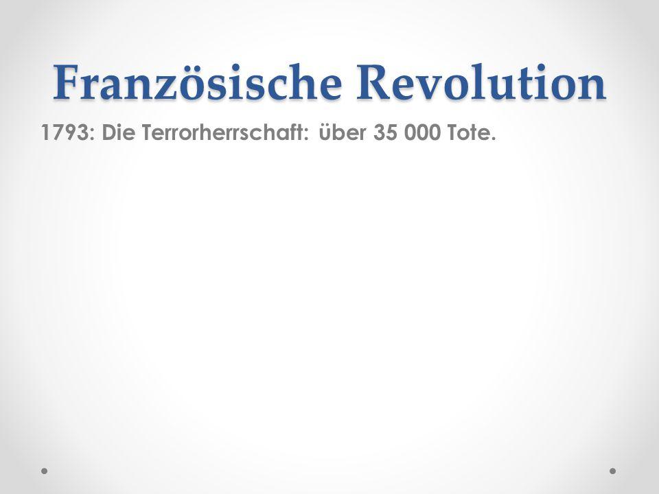 Französische Revolution