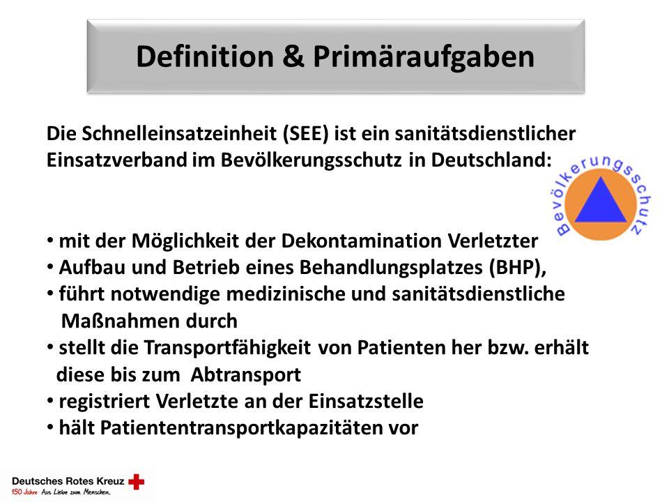 Definition & Primäraufgaben
