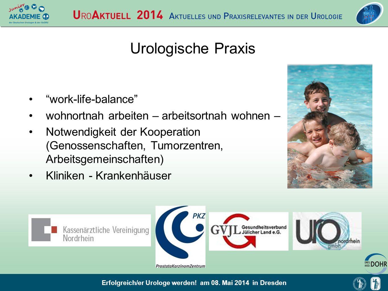 Urologische Praxis work-life-balance