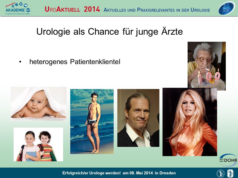 Urologie als Chance für junge Ärzte