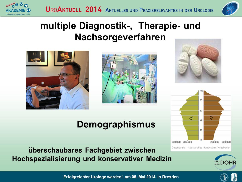 multiple Diagnostik-, Therapie- und Nachsorgeverfahren