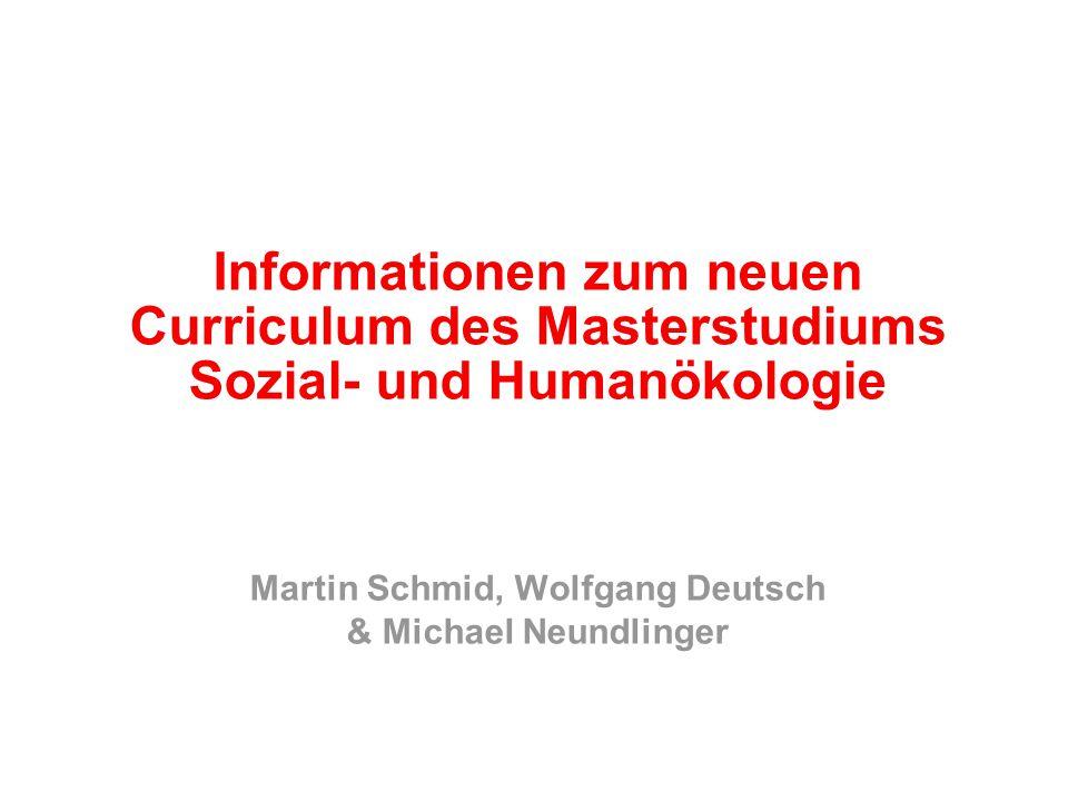 Martin Schmid, Wolfgang Deutsch & Michael Neundlinger