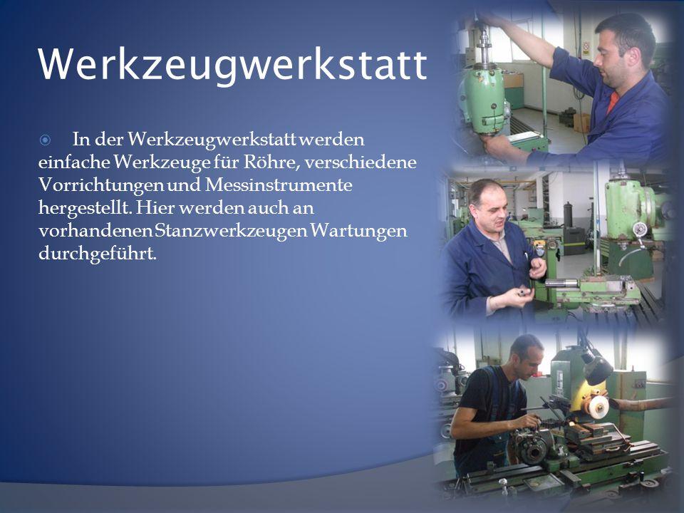 Werkzeugwerkstatt