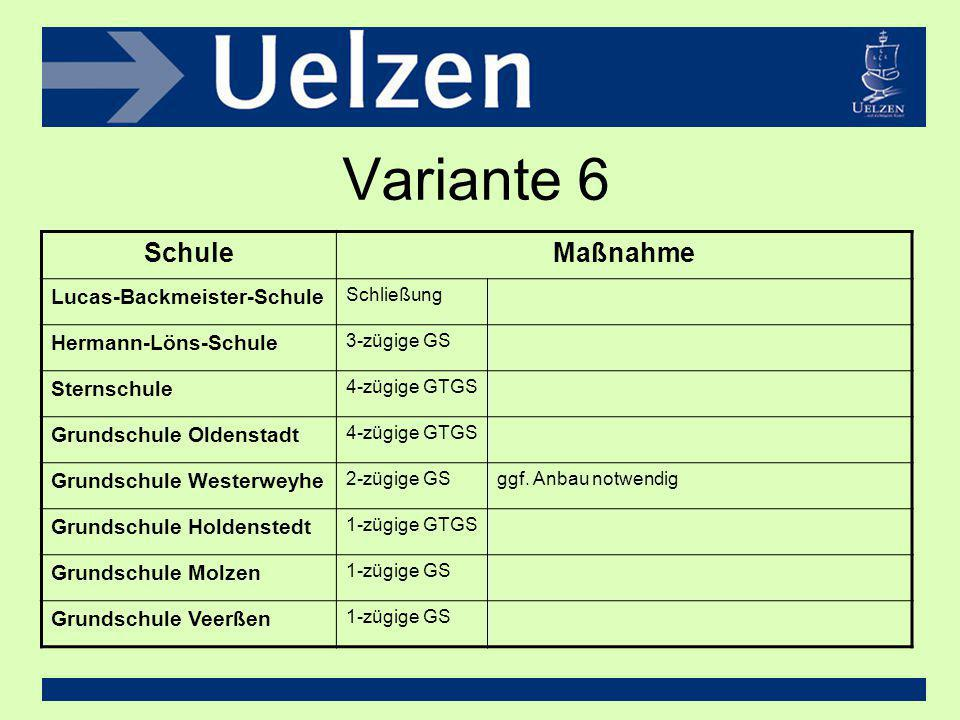 Variante 6 Schule Maßnahme Lucas-Backmeister-Schule