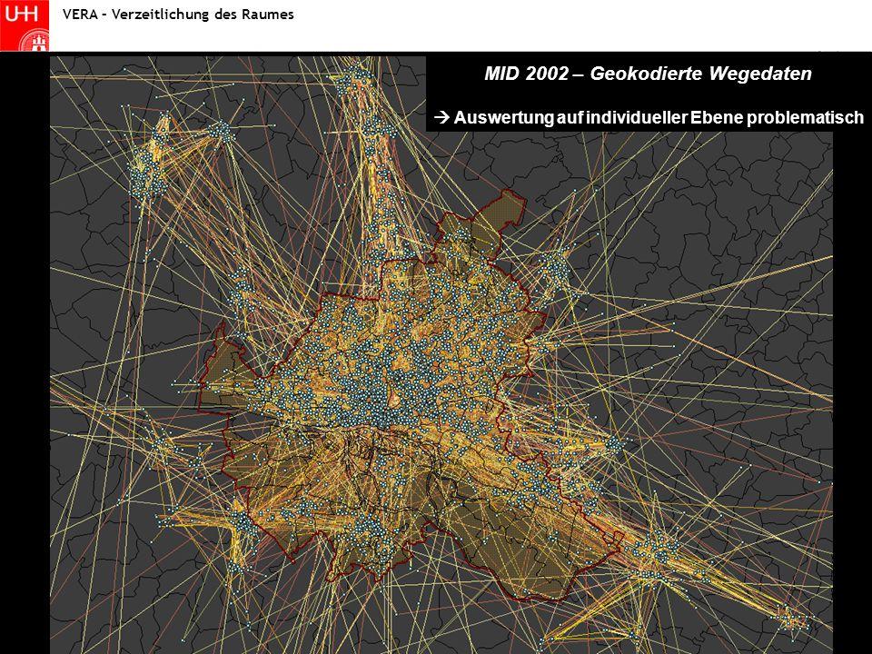 Statistik MID 2002 – Geokodierte Wegedaten