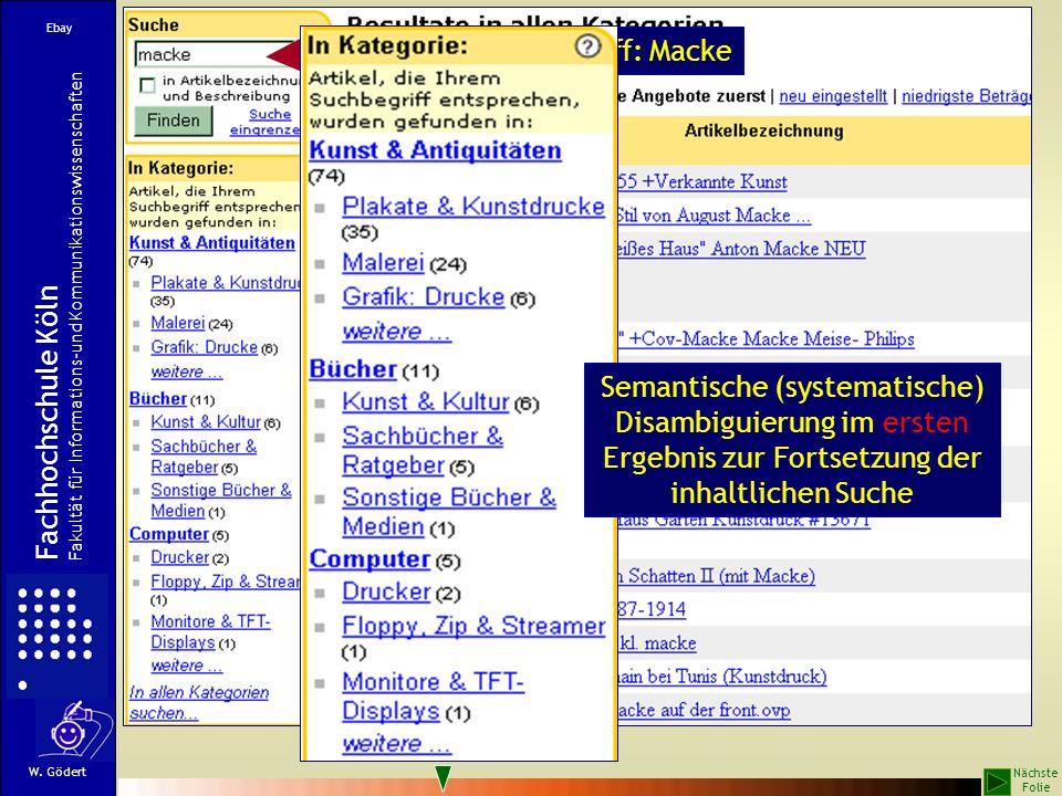 Suchbegriff: Macke Fachhochschule Köln Fachhochschule Köln