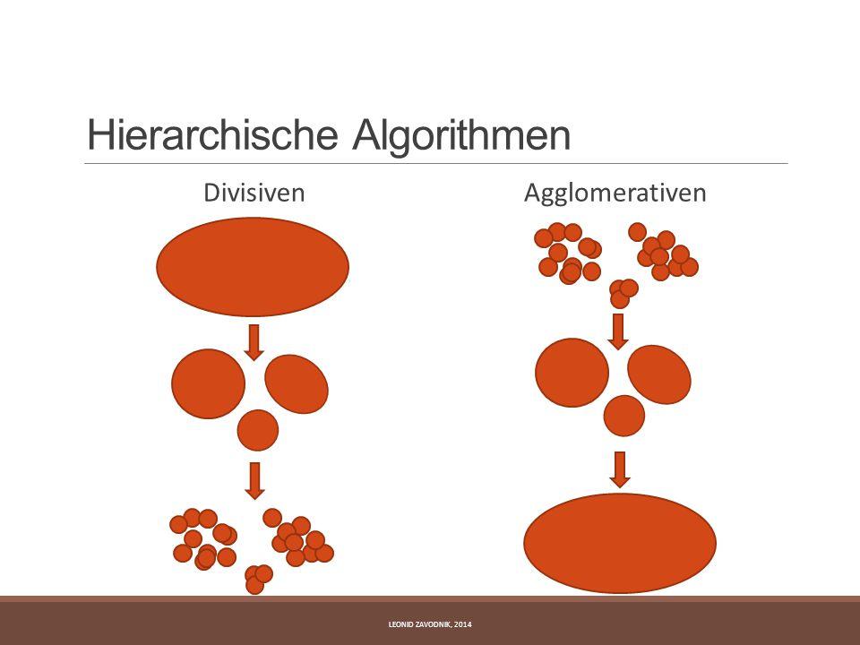 Hierarchische Algorithmen