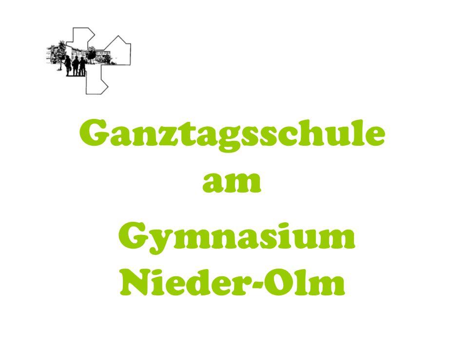 Ganztagsschule am Gymnasium Nieder-Olm