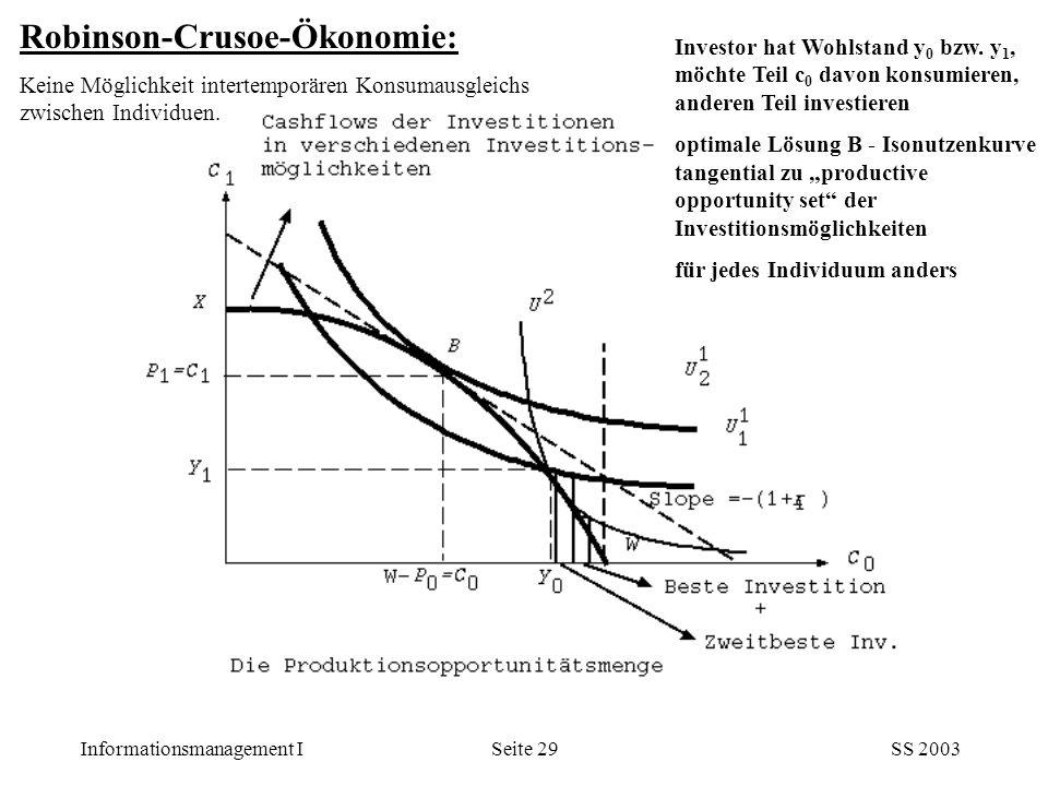 Robinson-Crusoe-Ökonomie: