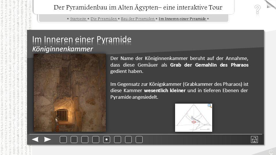 Der Pyramidenbau im Alten Ägypten– eine interaktive Tour