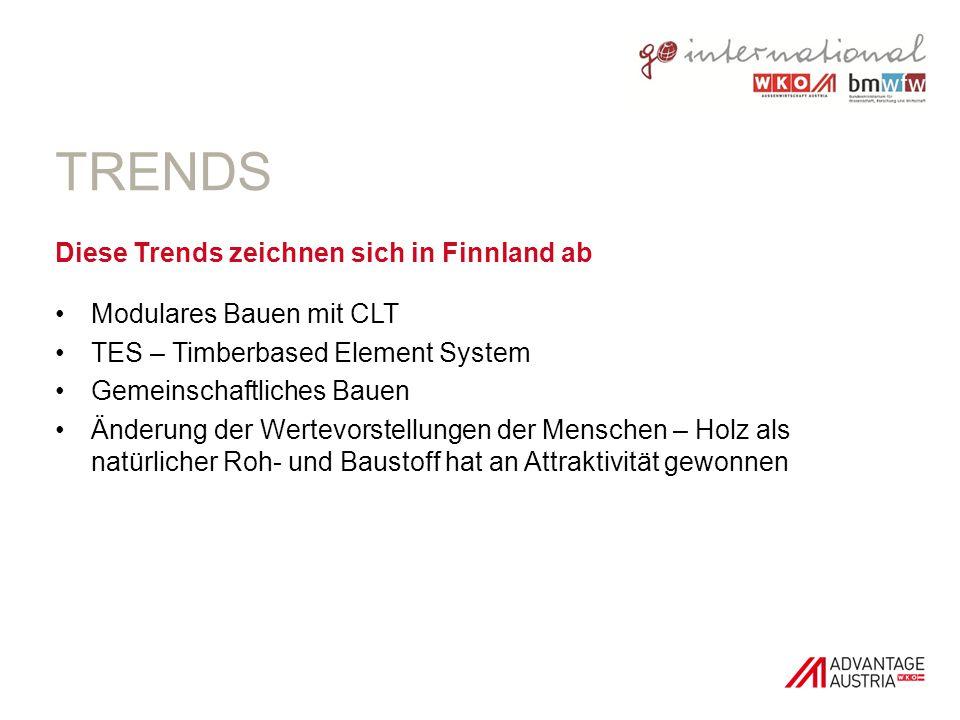 trends Diese Trends zeichnen sich in Finnland ab