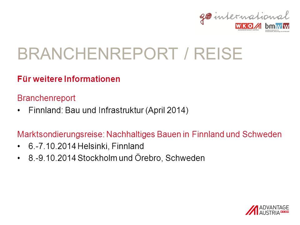 Branchenreport / Reise