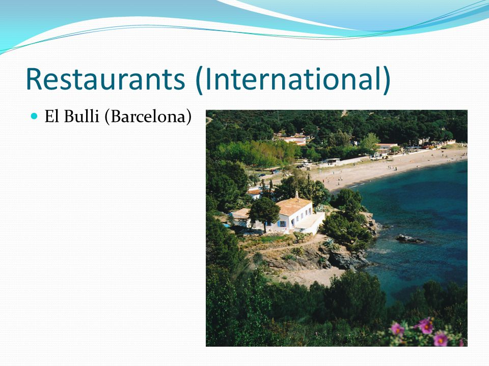 Restaurants (International)
