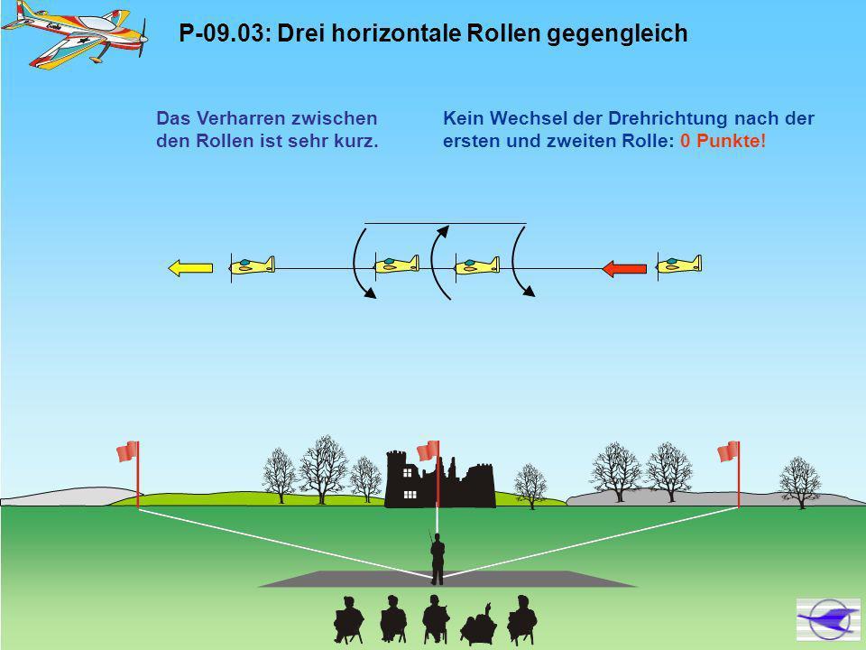 P-09.03: Drei horizontale Rollen gegengleich