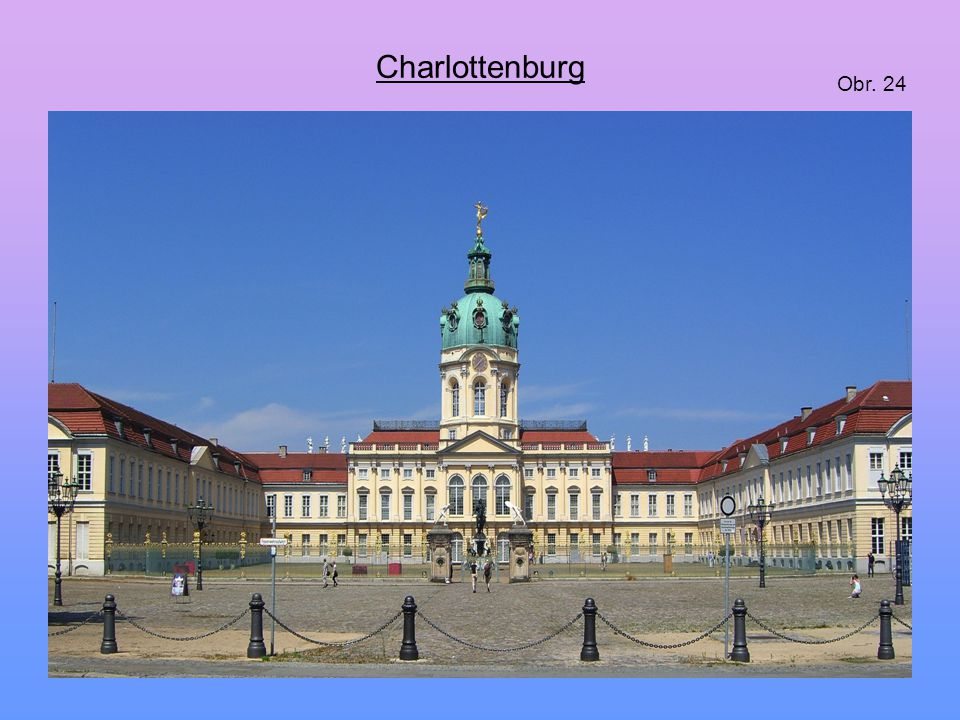 Charlottenburg Obr. 24