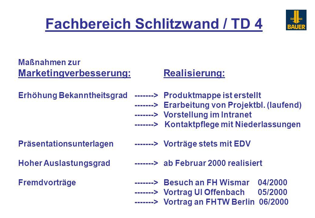 Fachbereich schlitzwand td 4 ppt video online for Ui offenbach