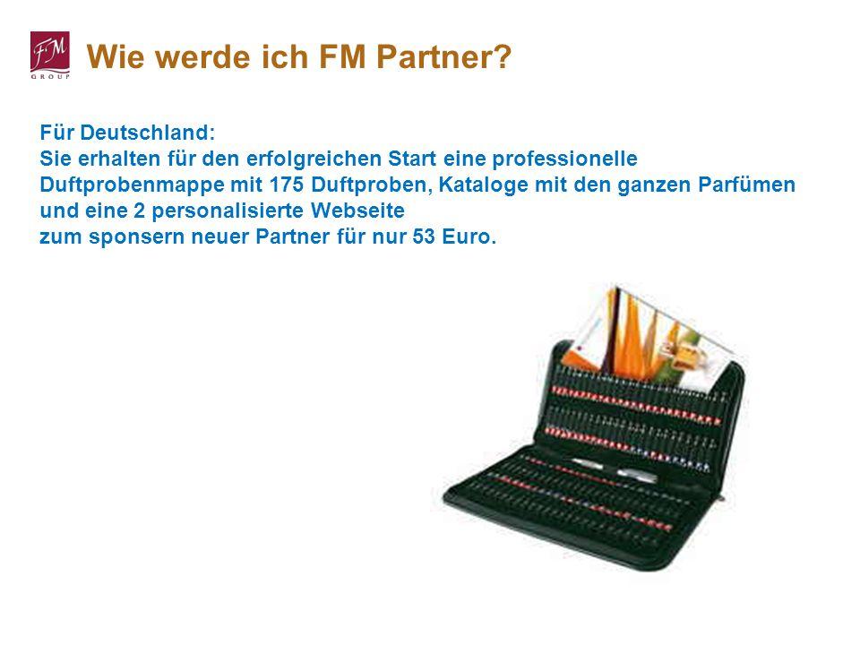 Wie werde ich FM Partner