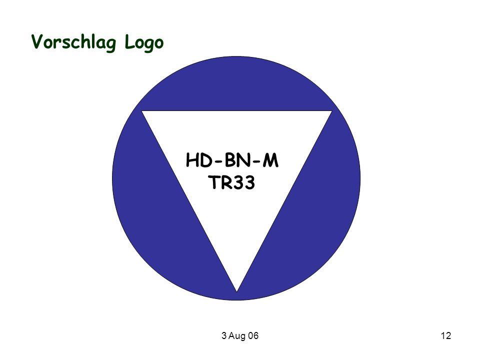 Vorschlag Logo HD-BN-M TR33 3 Aug 06