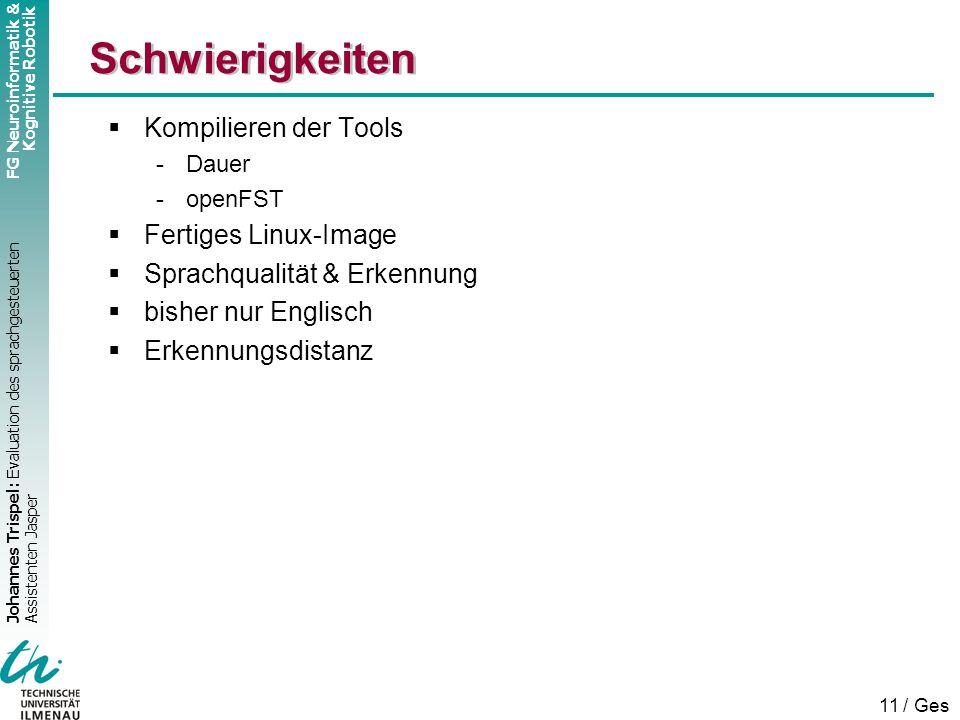 Schwierigkeiten Kompilieren der Tools Fertiges Linux-Image
